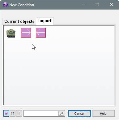 Import objects into Fusion 2.5